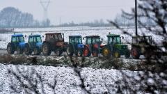 """Гръцките фермери оставиха техниката си в готовност до ГКПП """"Илинден"""""""
