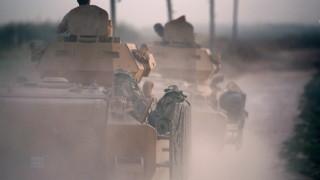 Вижте как Турция удари Сирия