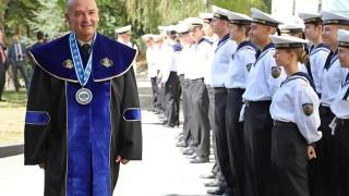 Ген. Мутафчийски стана доктор хонорис кауза на ВВМУ