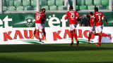 Героят от мача с Лудогорец Енрике вече има 90 срещи за ЦСКА