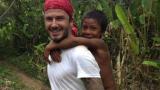 Дейвид Бекъм се включи в борбата с ебола