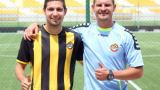 Даниел Генов: Удоволствие е да играеш в Коматево