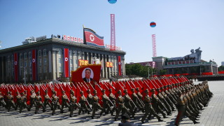 Ким Чен-ун не показа балистични ракети