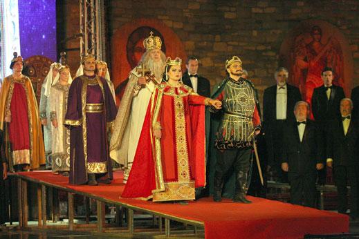 """""""Цар Калоян"""" - опера от Панчо Владигеров"""