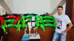 """120 млади борци ще премерят сили на турнира """"Иво Ангелов"""""""