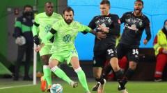 Волфсбург на 2 точки зад Байерн след трилър с 8 гола срещу Вердер