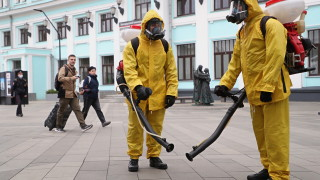 Русия стигна 200 000 починали от COVID-19