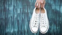 Как да поддържаме белите обувки в изряден вид