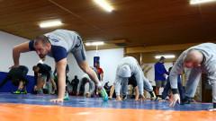 Националите по борба започват втори лагер за годината