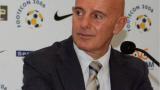 Ариго Саки: България игра модерен футбол
