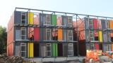 Настаняват 300 души в жилища от контейнери в София