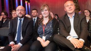 Станишев подкрепя кандидатурата на Шулц за канцлер на Германия