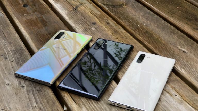 Снимка: Samsung Galaxy Note 10 и Note 10+: Колко ще струват в България?