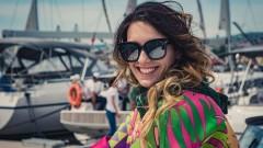Как Луиза Григорова-Макариев се пошегува с бременността си
