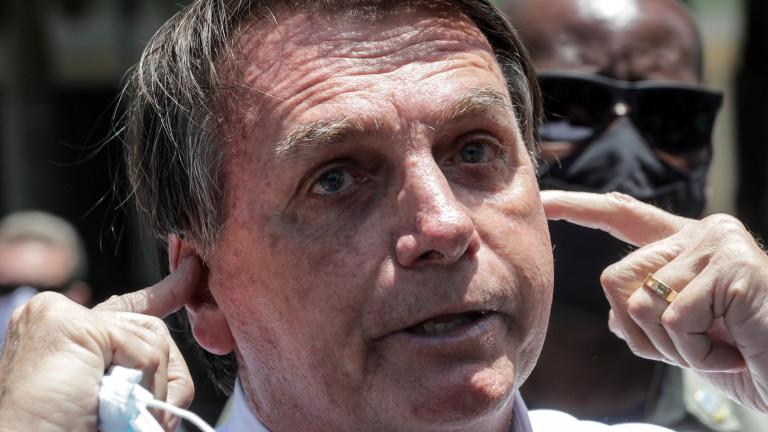 Вълна от поражения за Болсонару на кметските избори в Бразилия