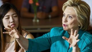 Клинтън печели на Вирджинските острови