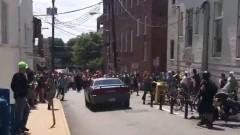 Размирици във Вирджиния, извънредно положение в Шарлътсвил