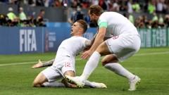 Защитник на Тотнъм отпадна от състава на Англия