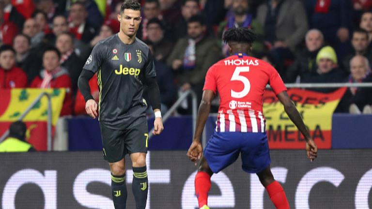Звездата на Ювентус Кристиано Роналдо може да остане резерва в