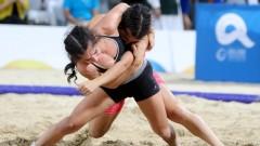 Бронз за Миглена Селишка от Световните плажни игри