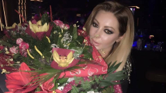 Фолк певицата Алекса отпразнува рожден ден (СНИМКИ)