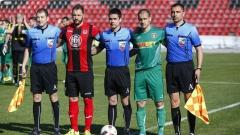 Ясни са съдийските назначения за първия пролетен кръг във Втора лига