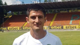 Вратар от дубъла на Ботев (Враца) стана част от първия отбор