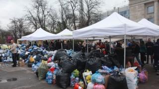 Масово събиране на пластмасови капачки в помощ на недоносени деца