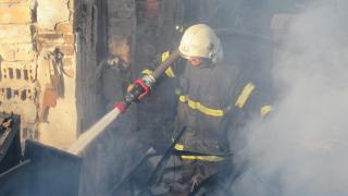 68-годишен мъж почина при пожар в дома си