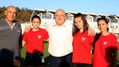 Министър Кралев в Костенец: Общината има голям потенциал за развитие на спорт
