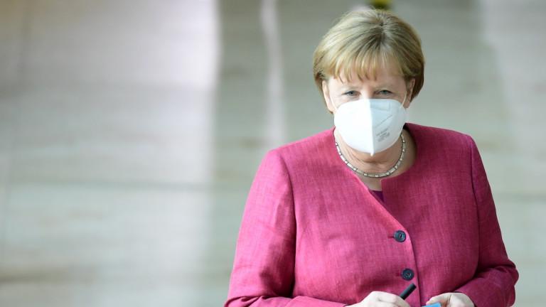 Меркел иска промени в Договорите на ЕС