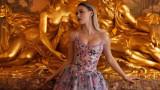 Мария Бакалова, Седмицата на висшата мода в Париж и срещата й с Джорджо Армани и Ана Уинтър