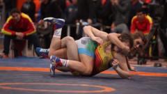 Тайбе и Биляна на финал на европейското по борба!