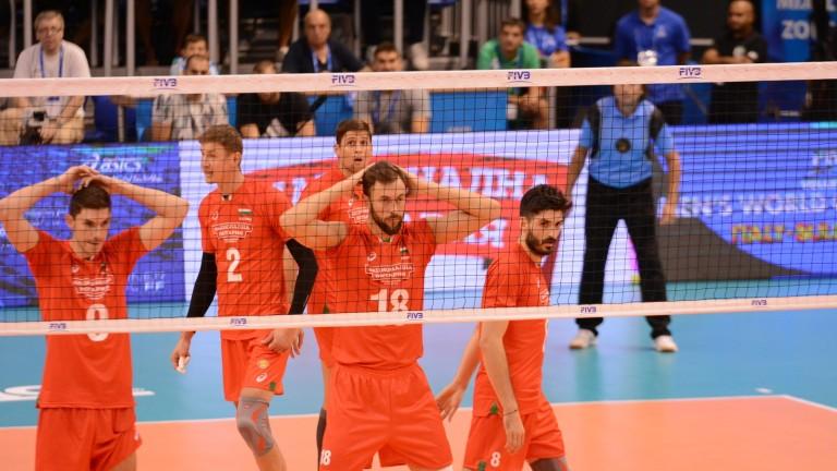 ВолейБОЛНО ни е: България с първа загуба на Мондиал 2018