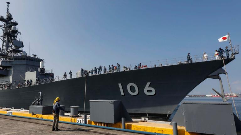 Япония прaща войски в Ормуз, сама, не с коалицията на САЩ