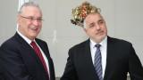 Борисов: Оценяваме помощта на Германия за съвместните гранични операции