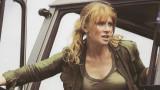 Брайс Далас Хауърд, Jurassic World: Dominion и синините, които актрисата има