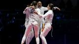 И Румъния вече има златен медал