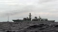 Русия и Иран планират съвместни военни учения в Каспийско море