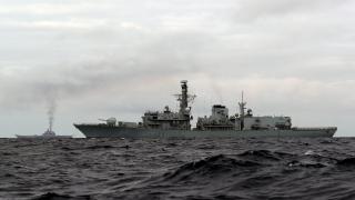 Русия провокира Великобритания в Ламанша