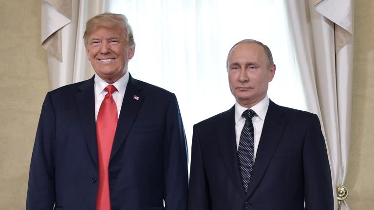 Тръмп: Вярвам в разузнаването на САЩ