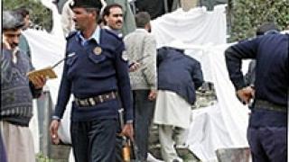 """Задържаха 4-има за атентата в хотел """"Мариот"""" в Пакистан"""