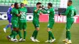 Лудогорец - Етър 6:0, четири гола на Кешеру