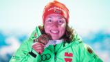 Трета титла за Далмайер на световното първенство по биатлон