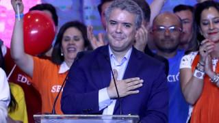 Великобритания, САЩ и Израел пазят президента на Колумбия