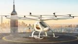 Този европейски град смята да разгърне мрежа от летящи таксита до 2030 година
