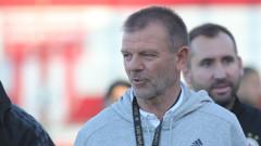Стойчо Младенов с въпросителни в състава за мача със Зоря