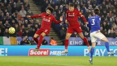 Лестър - Ливърпул 0:4, гол на Александър-Арнолд!