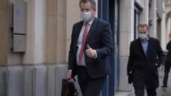 Дейвид Фрост вече е министър в британското правителство