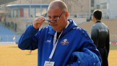 Атанас Джамбазки: Моите футболисти виждат футболната врата като хокейна